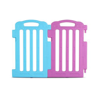 Cuddly Baby Plastic Baby Playpen Extension Panel / 2 Pieces
