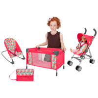 Deluxe Activity Set Chiclets