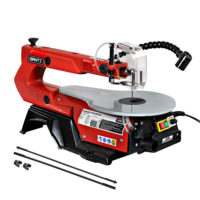 """Giantz 16"""" 120W Scroll Saw Blades Variable Speed Saws Electric Lamps Scrollsaw"""