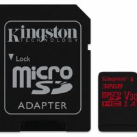 KINGSTON Canvas React: MicroSD 32GB
