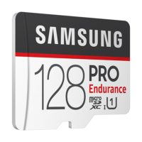 SAMSUNG MB-MJ128GA PRO ENDURANCE UHS-I CLASS 10 100R/30W WITH SD ADAPTER
