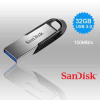 SANDISK 32GB CZ73 ULTRA FLAIR USB 3.0 FLASH DRIVE upto 150MB/s
