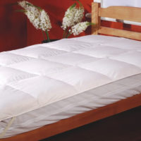 Single Mattress Topper - 100% Duck Feather