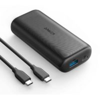 ANKER PowerCore 10000 PD+ PIQ PowerBank A1236HZ1 - Black