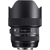 Sigma 14-24mm f/2.8 DG HSM Art Lens for Nikon F mount