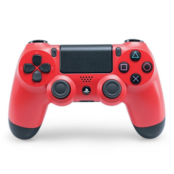 Sony PlayStation DUALSHOCK4 Wireless PS4 Controller - Magma Red