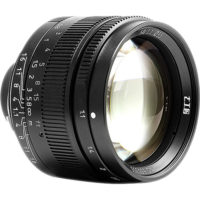 7artisans Photoelectric 50mm f/1.1 Lens for Leica M-Mount - Black